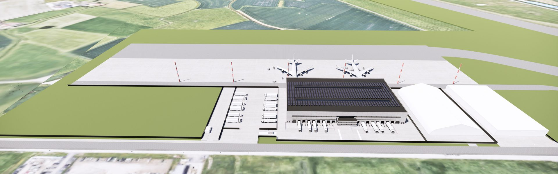 Versluys Logistics phase 1 A